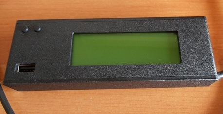 ECUTalk Consult LCD V2 Display